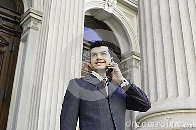 Making phone call