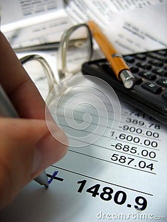 Free Making The Profit Stock Image - 107931