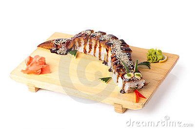 Makizushi Dragon