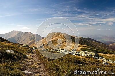 Mala Fatra mountains, Slovakia