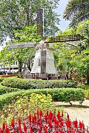Malacca Dutch Heritage Garden