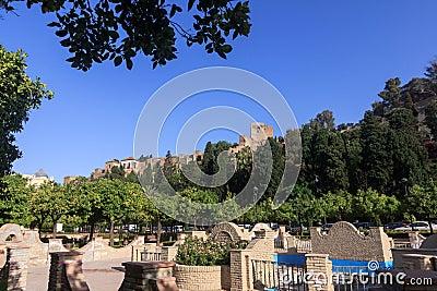 Malaga Castle