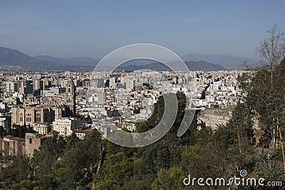 Malaga scenery
