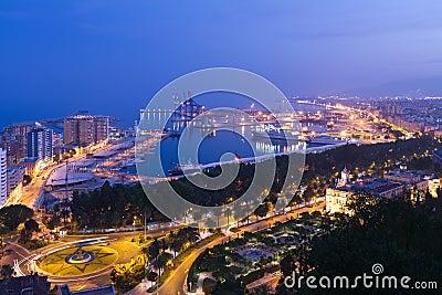 Malaga Scenic View