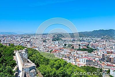Malaga. Spain.
