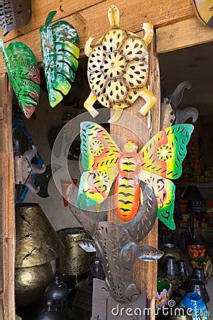 Malagasy handicraft
