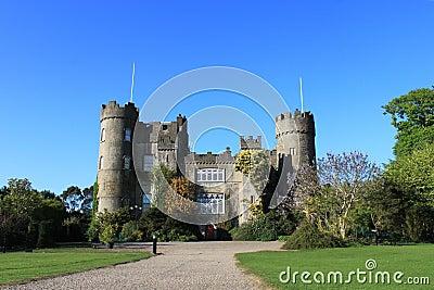 Malahide Castle, Dublin.
