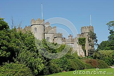 Malahide castle, Ireland