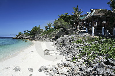 Malapascua island beach resort philippines