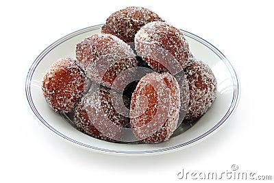 Malasada, hawaiian donuts