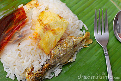 Malay traditional delicacy