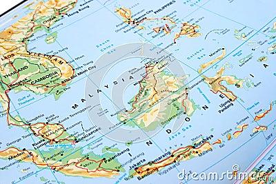 Malaysia and Indonesia