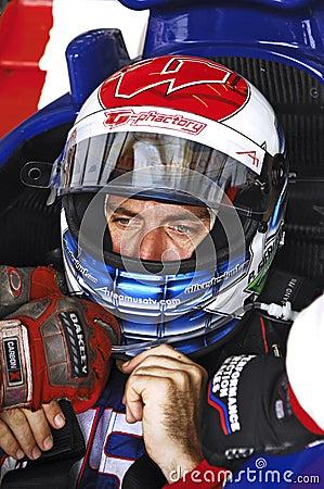 Malaysia, Kuala Lumpur: A1 automobile race 2006 in Editorial Photography