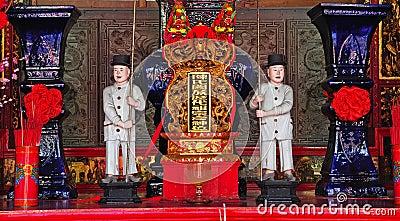 Malaysia Kuala Lumpur: Chan See Shu chinese temple
