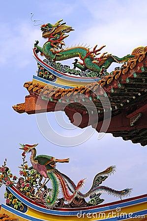 Free Malaysia Kuala Lumpur: Thean Hou Temple Stock Images - 5766394