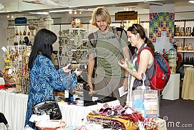 Malaysia National Craft Day 2011 Editorial Stock Photo