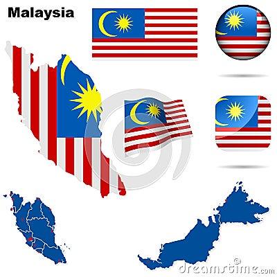 Malaysia set.
