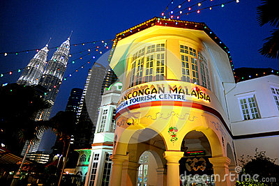 The Malaysia Tourism Centre Editorial Image