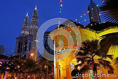 Malaysia Tourist Centre Editorial Image