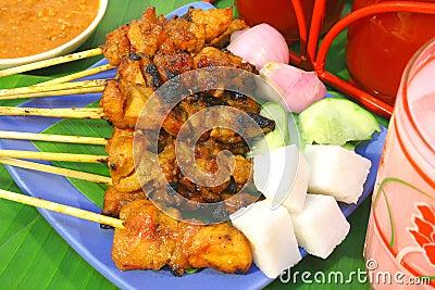 Malaysia Traditional Food