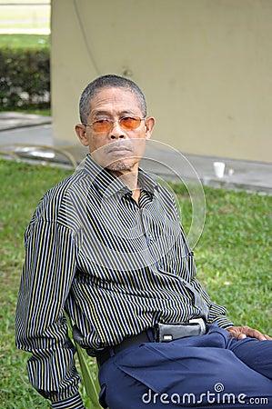 Malaysian Senior Citizen