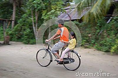 Malaysian Village
