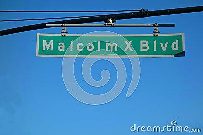 Malcolm X Boulevard
