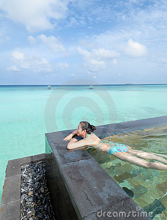 Maldives beach resorts