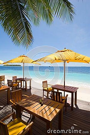 Maldives seascape