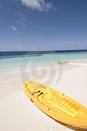 Free Maldives Seascape Stock Photography - 5261962