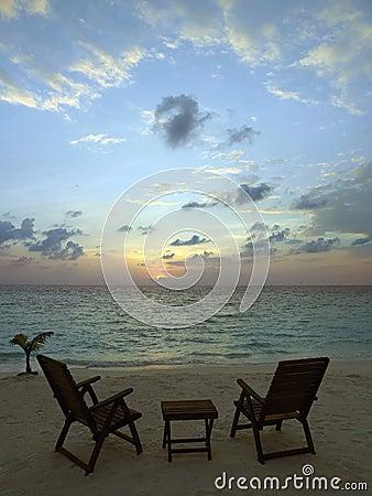 Maldives - Tropical resort