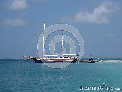 Maldivian gulet