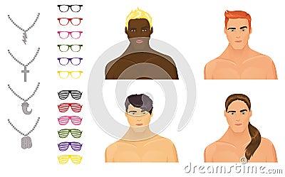 Male accessories