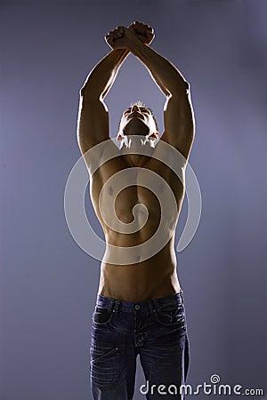 Free Male Body Stock Photo - 7842250