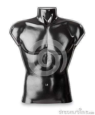 Male bust as torso