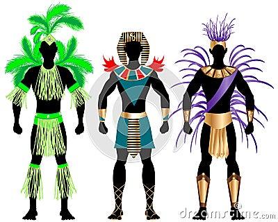 Male Carnival Costumes 2