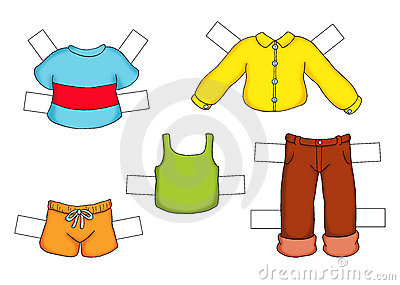 Male child, dressed