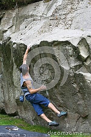 Male climber 10