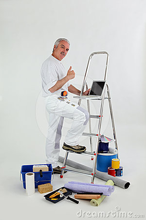 Male decorator