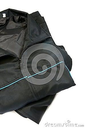 Male  jacket isolated