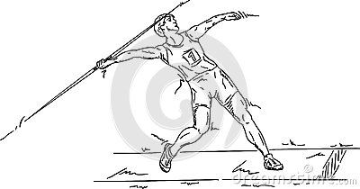 Male Javelin
