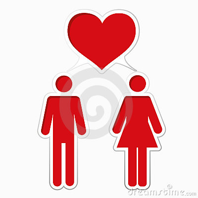Male loving with female