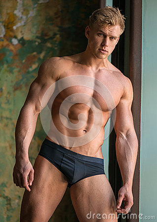 Free Male Model Stock Image - 40942161