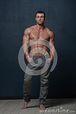 Free Male Model Stock Photo - 46172000