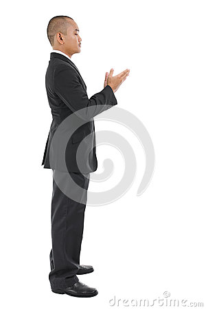 Male Muslim prayer