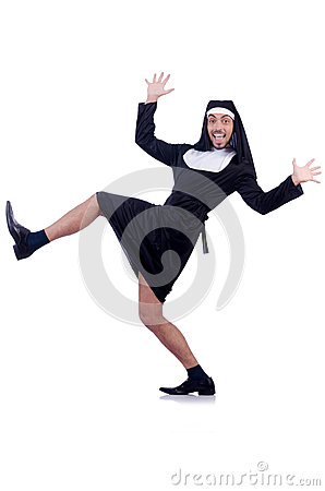 Male nun