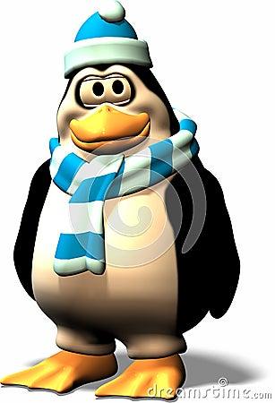 Free Male Penguine Stock Photo - 1710180