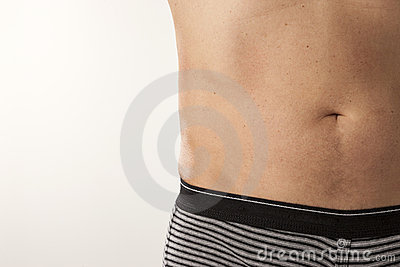 Male Stomach