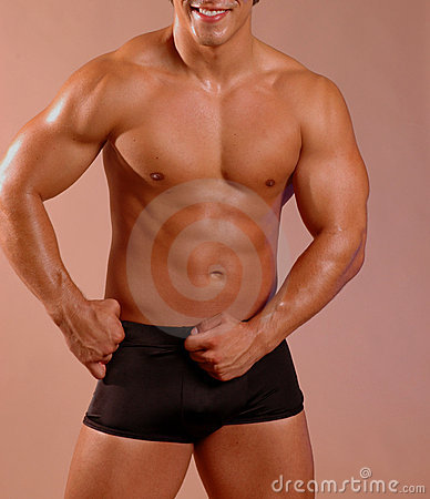 Free Male Torso Stock Photography - 407122