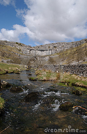 Free Malham Tarn Royalty Free Stock Photos - 686548